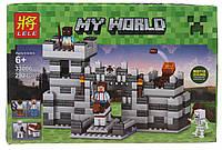 "Конструктор Lele My World ""Крепость"" 33006, фото 1"
