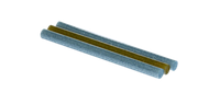 RT-GS-G Стержни клеевые с блестками
