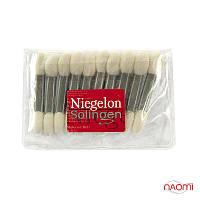 Набор аппликаторов Niegelon, в наборе 10 шт., серые 15-0021
