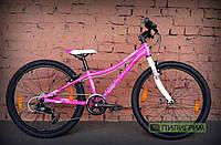 "Велосипед 24"" Kellys Kitter 30 Pink (2019)"