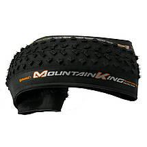 "Покрышка Continental Mountain King 2.4, 27.5""x2.40, 60-584, Foldable, BlackChili, ProTection, Skin, черный, фото 2"