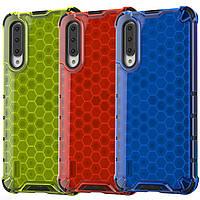 Защитный чехол Transformer Honeycomb для Xiaomi Mi A3 (CC9e) (выбор цвета)