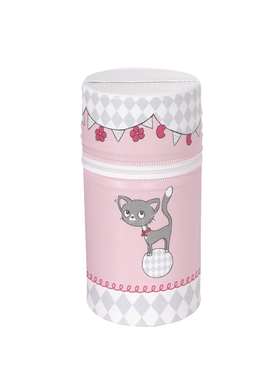 Термоупаковка Ceba Baby Mini Basic Котик розовый