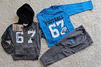Спортивний костюм детский манжет для мальчика 1-5 лет