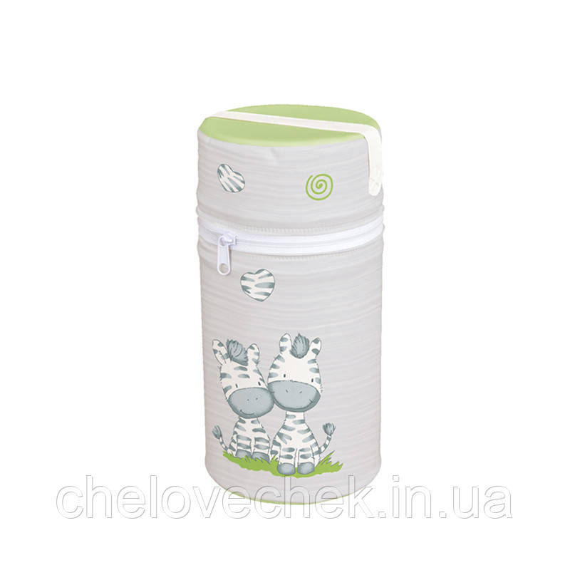 Термоупаковка Ceba Baby Mini Basic Зебра серый