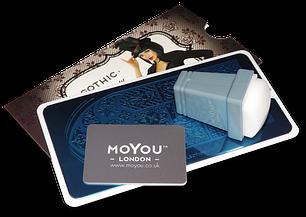 Пластины для стемпинга Mo You London