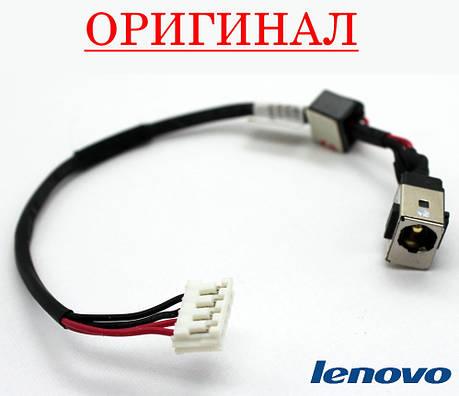 Оригинальный разъем (кабель) питания Lenovo G570A - разем, фото 2