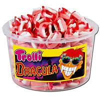 """Жевательные конфеты """"Trolli Дракула"""" 1050г."""