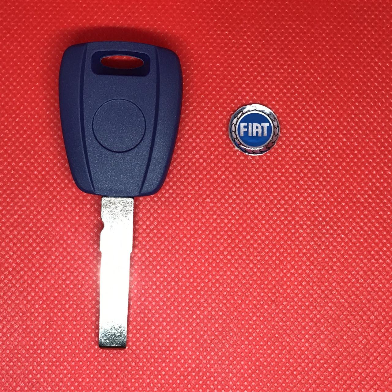 Корпус авто ключа под чип для Fiat (Фиат) с лезвием SIP22