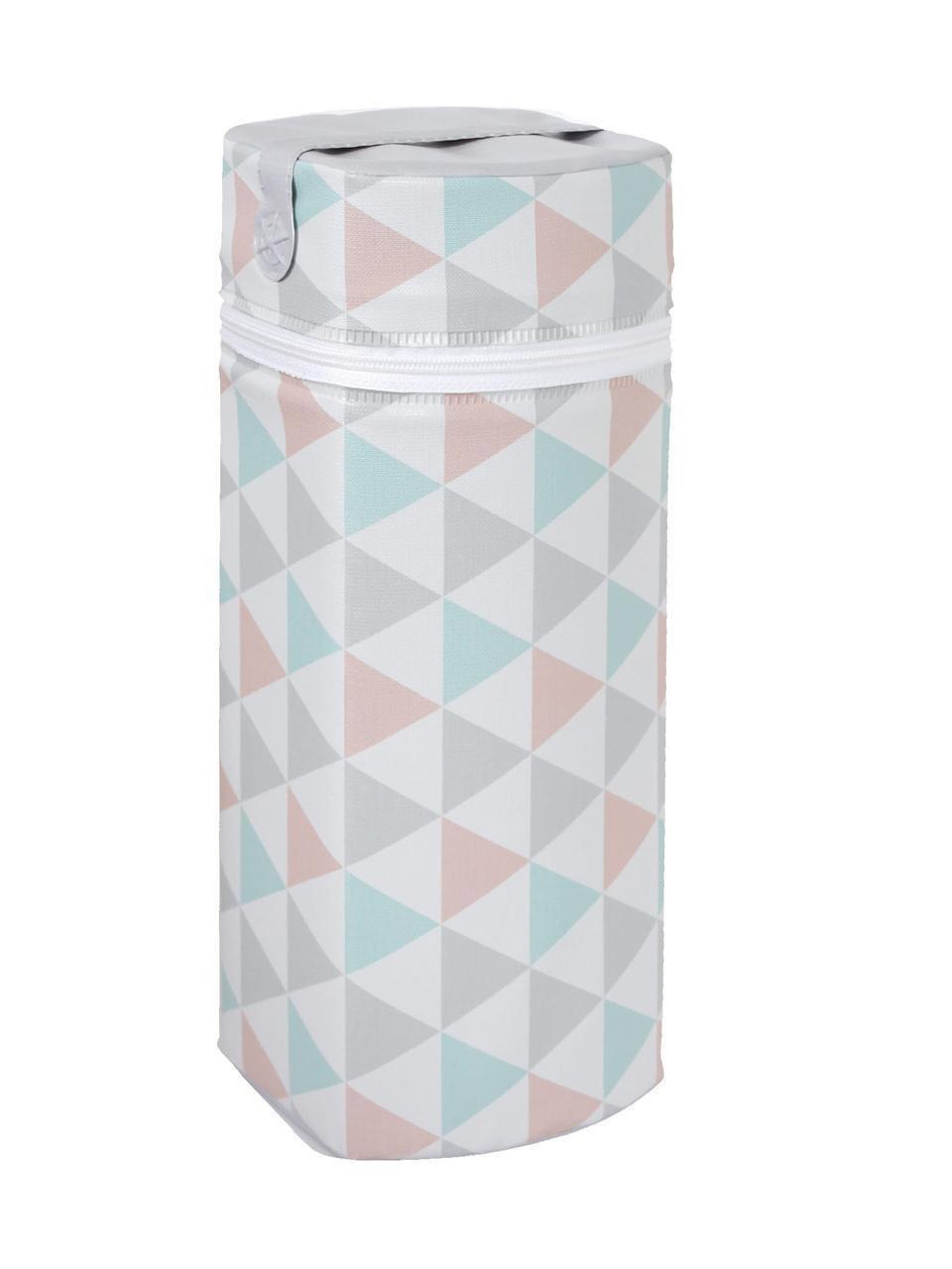 Термоупаковка Ceba Baby Standart Basic Triangle turquoise-orange