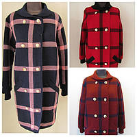 Пиджаки, накидки, жакеты, кардиганы XL+