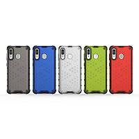 Защитный чехол Transformer Honeycomb для Samsung Galaxy A20 / A30 (выбор цвета)