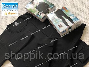Термобелье детское BERRAK 847 848 Турция кальсоны ( подштанники ) термокофта СУПЕР КАЧЕСТВО