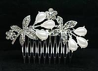 Изысканные свадебные гребни от Бижутерии оптом RRR -фото. 162