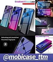 Чехол Gradient для телефону Xiaomi Redmi 7 на сяоми ксиоми редми  7 бампер