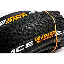 "Покрышка Continental Race King 2.0, 26""x2.00, 50-559, Foldable, PureGrip, ShieldWall System, Skin, 630гр., фото 3"