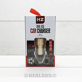 Автомобильное зарядное устройство HZ HC5 2USB