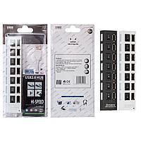 USB Hub 7 ports 7 switch юсб хаб с выключателем на каждый порт