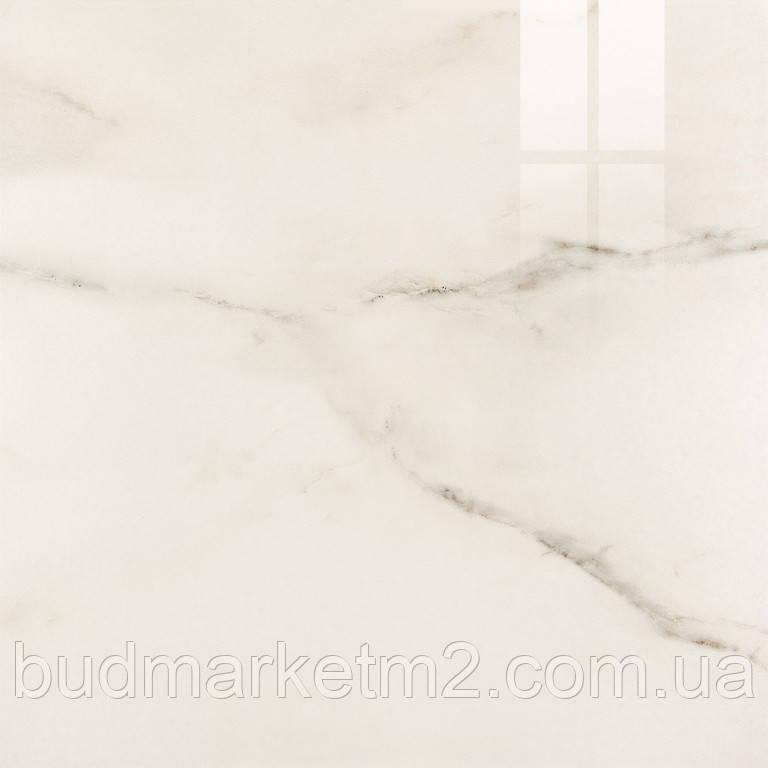 Плитка Opoczno Carrara White Polished Пол 593х593