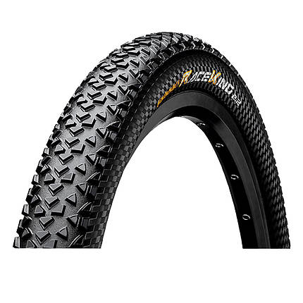 "Покрышка Continental Race King 2.2, 29""x2.20, 55-622, Foldable, PureGrip, ShieldWall System, Skin, 740гр., фото 2"