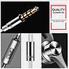 Наушники QKZ EQ1 MP3 DJ Headphones Fone де ouvido Auriculare Silver Когда недорого может хорошо играть, фото 6