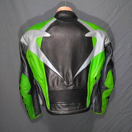 Мотокуртка MQP б/у кожа, фото 2