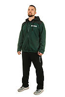 Теплый спортивный костюм мужской Трехнитка на флисе Размер 50 52 54 56 В наличии 4 цвета, фото 1