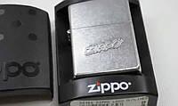 Зажигалка Zippo 24364 ZIPPO LOGO (Логотип Zippo штамповка)