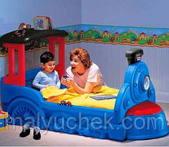 Кровать Паровозик Little Tikes 172748