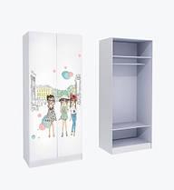 Шкаф Гламур для одежды