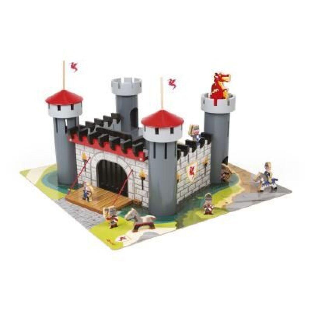 Игровой набор Janod Замок Дракона (J06484)