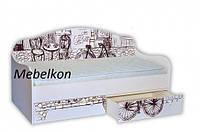 Кроватка диванчик Винтаж, фото 1