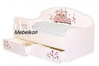Кроватка диванчик Мишки, фото 1