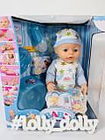 Кукла Беби Борн Пупс Baby Born BL 033 H, фото 2