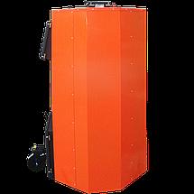Котел на твердом топливе продолжительного горения Энергия ТТ 40 квт, фото 3