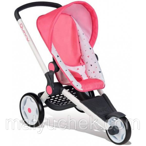 Коляска для кукол Smoby Maxi Cosi Quinny Jogger 255098