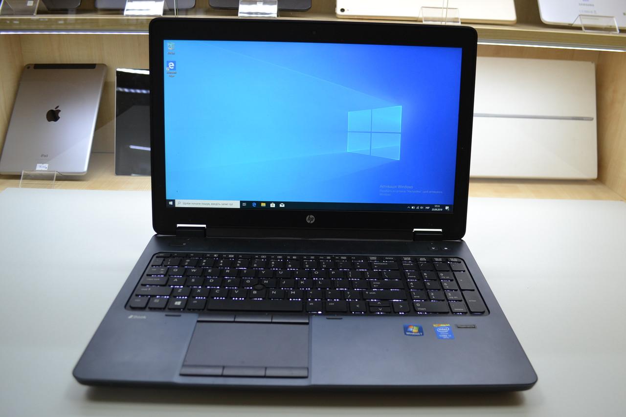 """Ноутбук HP ZBOOK 15 G2 Full HD15.6"""" i7-4800MQ2.7GHz 16GB RAM 256GB SSD NVIDIA Quadro K6100MОригинал!"""