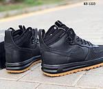 Мужские кроссовки Nike LF1 Duckboot (черные), фото 2