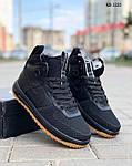 Мужские кроссовки Nike LF1 Duckboot (черные), фото 4