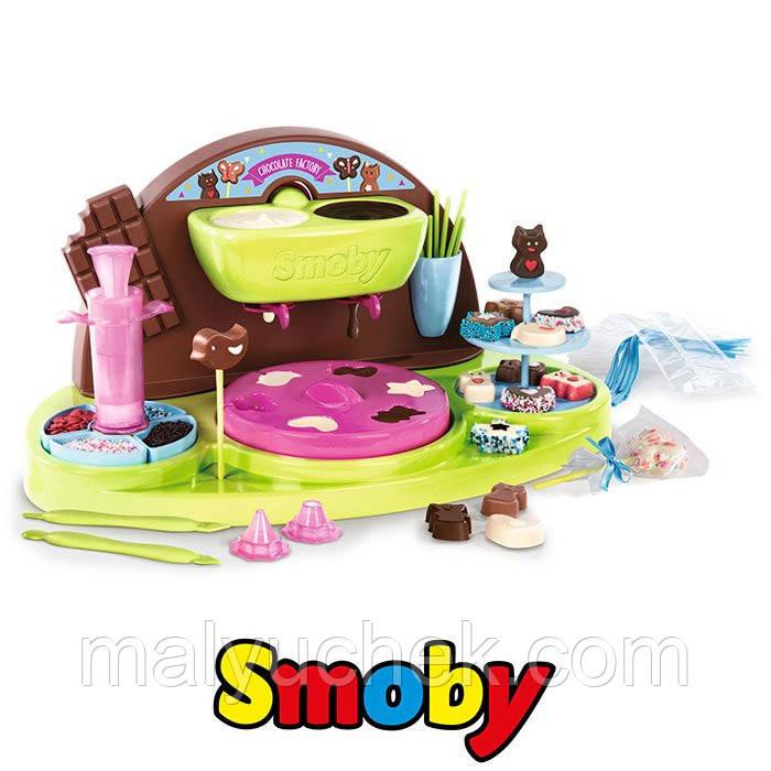Шоколадна фабрика Smoby 312102