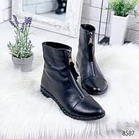 Ботинки женские Safira черные , женская обувь