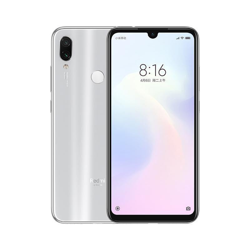 Xiaomi Redmi Note 7 3/32Gb White Global