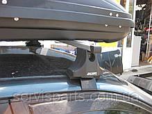 Багажник на крышу для Chevrolet Aveo (Шевроле Авео) алюминий, фото 3