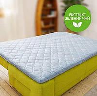 Дормео Ролл Ап Зелёный чай.120*190+подушка и одеяло в подарок.