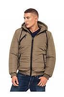 Зимняя мужская куртка 46, хаки