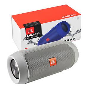 Портативная Bluetooth-колонка JBL CHARGE 2+(Реплика), c функцией PowerBank, радио, speakerphone