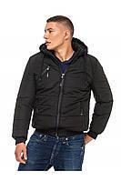 Зимняя мужская куртка 50, черный