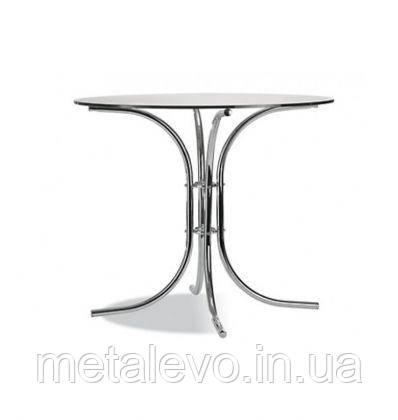 Металлическое хромированное основание для стола Соня (Sonia) Nowy Styl CH, фото 2