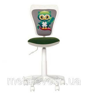 Детское кресло поворотное Министайл вайт (Ministyle white) Nowy Styl PL OV, фото 2