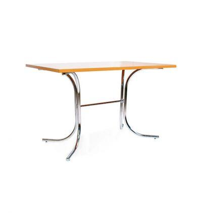 Стол для дома, кафе, бара, ресторана Розана DUO (Rozana Duo) Nowy Styl CH 110×70